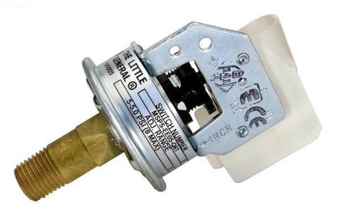 Water Pressure Switch, ASME