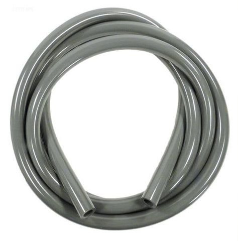 Feed Hose, Gray, Soft, 7' 8""