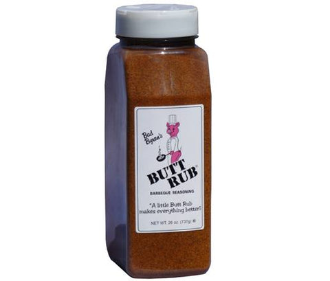 Bad Byron's Butt Rub BBQ Seasoning - 26 oz.