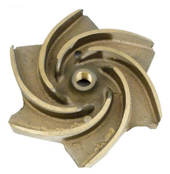 Impeller, 3 HP 230V & 230/460V