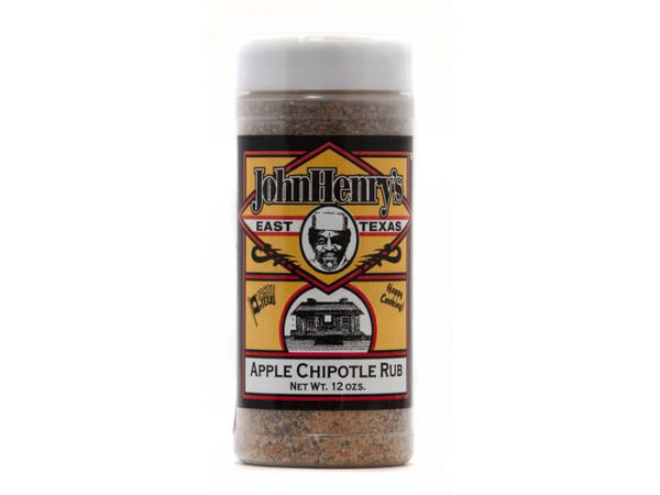 John Henry's Apple Chipotle Rub - 11.5 oz.