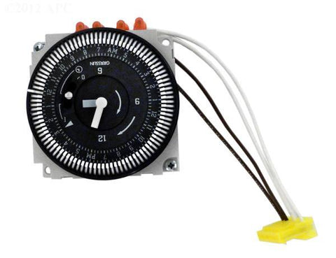 24 Hour Timeclock Replacement