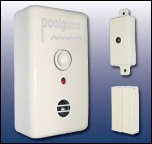 Poolguard Door Alarm with Wireless Transmitter