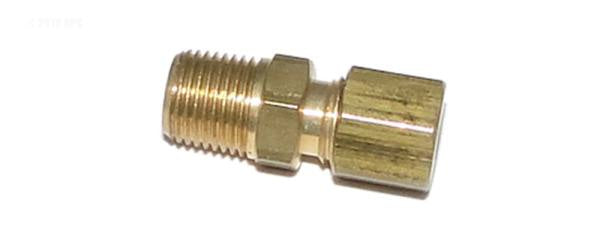 Brass Connector Body