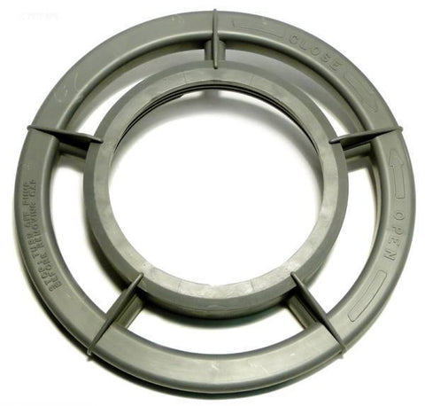 Cap locking ring, grey, for VG, VM