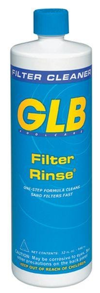GLB Filter Rinse Sand Filter Cleaner - 1 qt - Yardandpool.com