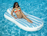 Pillow Top Floating Pool Mattress w/ InstaFlate System