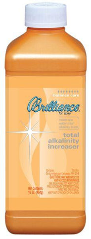 Brilliance for spas Total Alkalinity Increaser - 16 oz