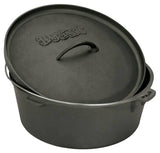 Bayou Classic 4 Quart Cast Iron Dutch Oven w/ Lid
