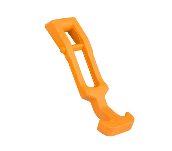 Grizzly Coolers BearClaw Latch Single - Orange