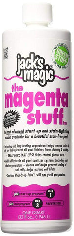 Jack's Magic The Magenta Stuff - 1 qt - Yardandpool.com