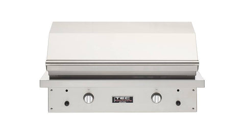 "TEC 44"" Built-In Patio FR Infra-Red Gas Grill"