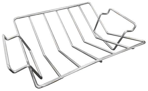 Primo Grills V-Rack for Ribs and Roasts Stainless Steel