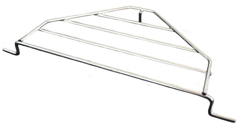 Primo Grills Roaster Drip Pan Rack for Oval XL 400 Grill Stainless Steel - Set of 2