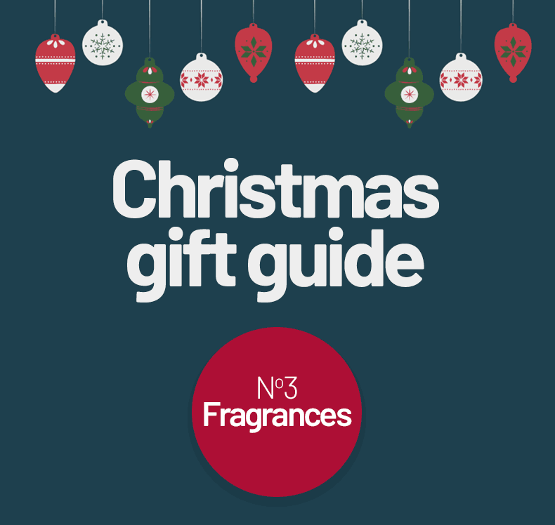 Gift Guide Fragrances