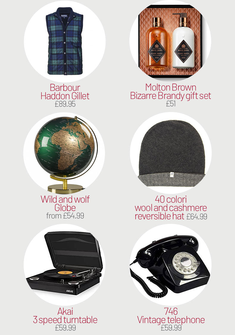 Mens gifts £100 and under