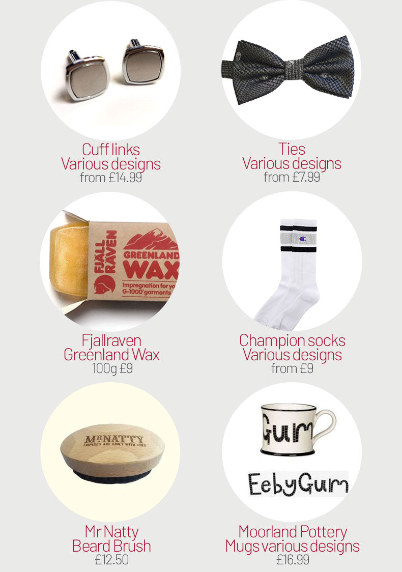Mens gifts stocking fillers