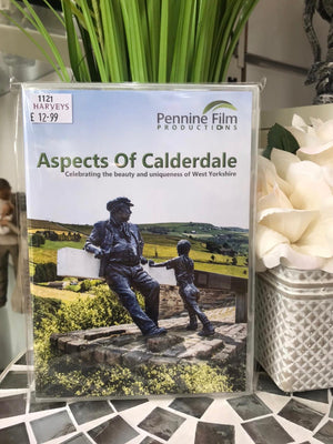 Aspects of Calderdale DVD