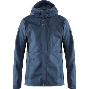 Fjallraven Kaipak Jacket M Uncle Blue-Dark Grey