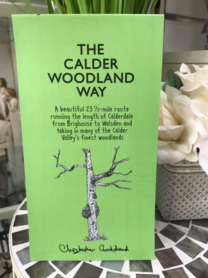 The Calder Woodland Way