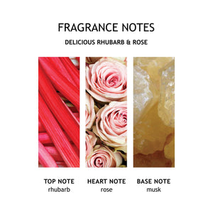 Molton Brown Delicious Rhubarb & Rose Bath & Shower Gel