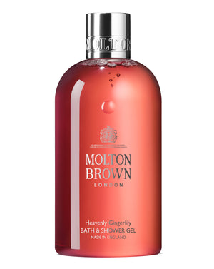 Molton Brown Heavenly Gingerlily Bath & Shower Gel