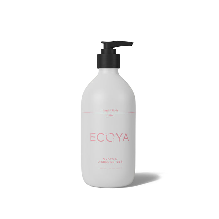 Ecoya Hand And Body Lotion Guava & Lychee