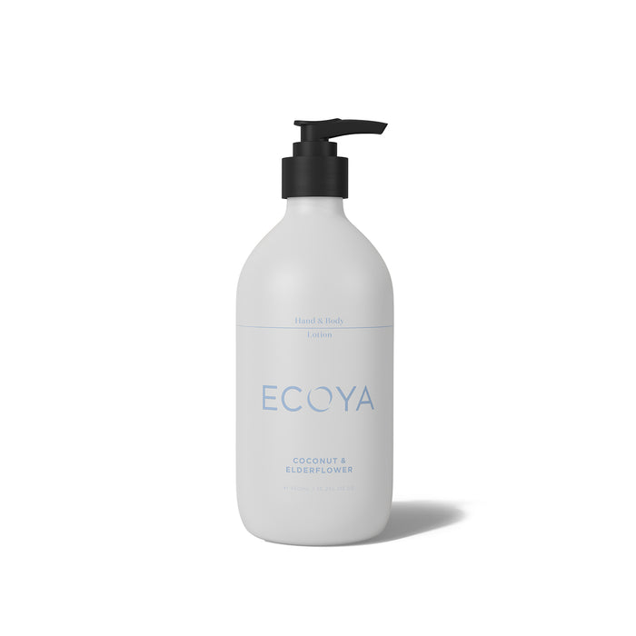 Ecoya Hand And Body Lotion Coconut & Elderflower