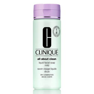 Clinique all about clean liquid facial soap Mild