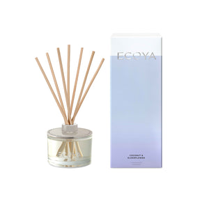 Ecoya Reed Diffuser Coconut & Elderflower