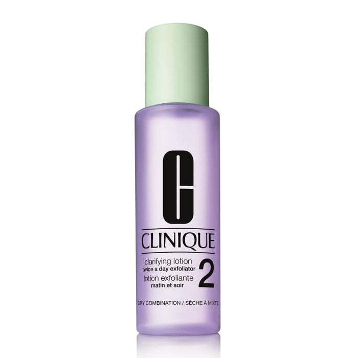 Clinique Clarifying Lotion 2 for Dry Combination Skin