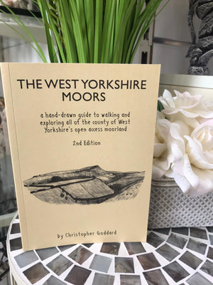 The West Yorkshire Moors Book