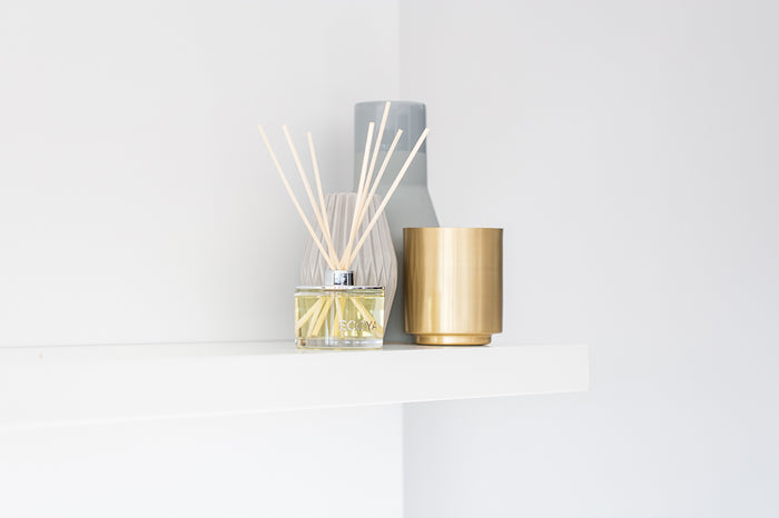 Ecoya Reed Diffuser Blue Cypress and Amber