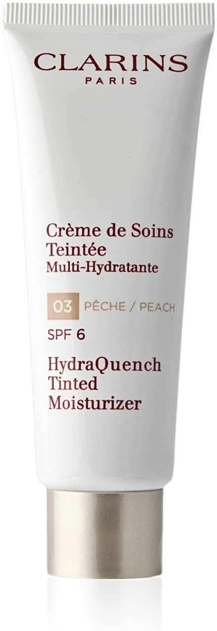 Clarins HydraQuench Tinted Moisturizer SPF15 50ml 03 Peach