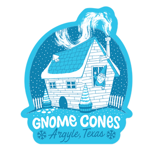 GC Argyle Sticker