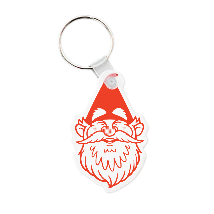 Gnomie Club Keychain