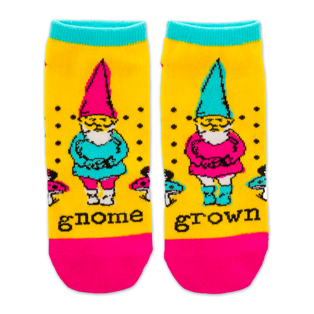 Gnome Grown Socks