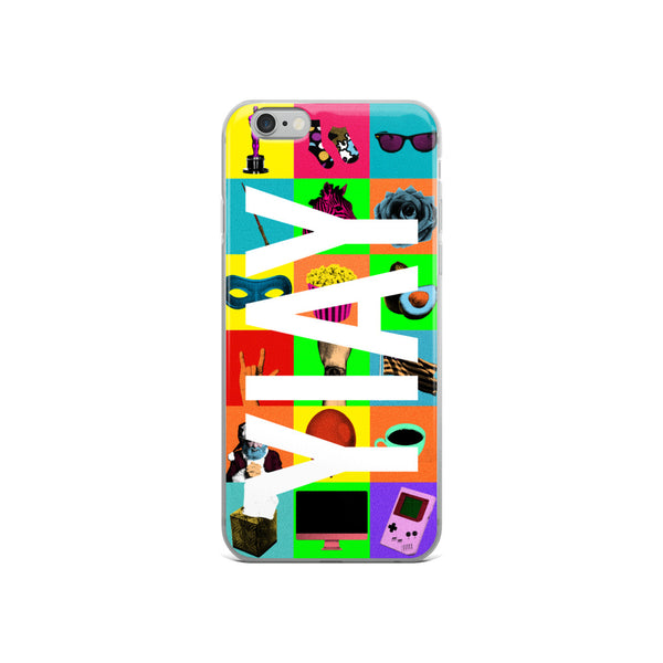 YIAY Letters iPhone Case