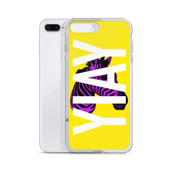 YIAY Zebra iPhone Case