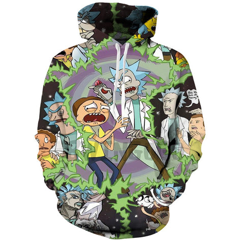 Rick and Morty - So Many Versions
