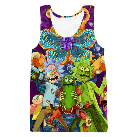Rick - All the Versions Tank