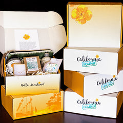 California Found Artisan Subscription Box