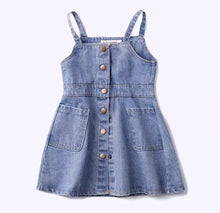 Denim Jumper (Size 5/6) SALE