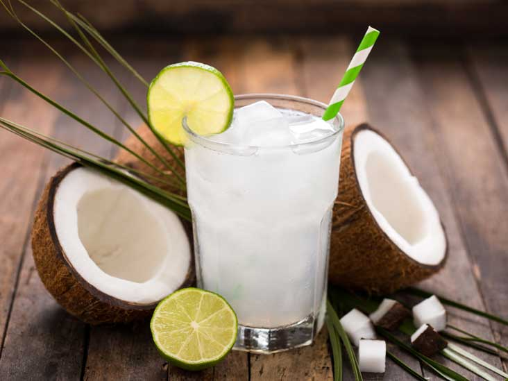 Coconut Lime Sublime Hydration Smoothie