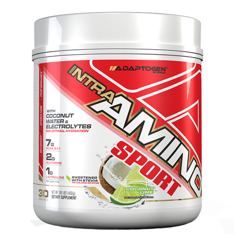 IntraWorkout BCAA - Intra-Amino Sport - Advanced Intraworkout Formula