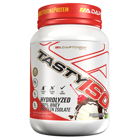 Image of Protein Powder - Tasty ISO - 100% Whey Isolate Protein Powder