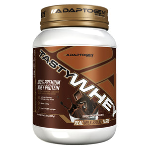 Tasty Whey performance protein powder