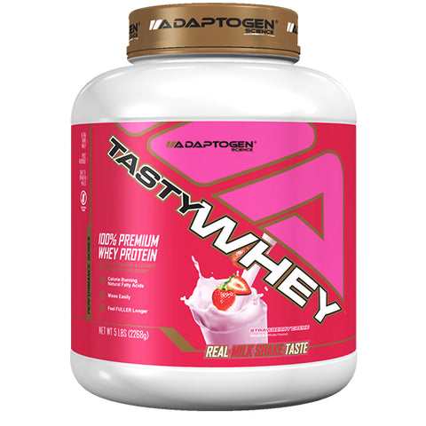 Protein Powder - Tasty Whey, The World's Best Tasting, High-performance Whey Protein Shake.