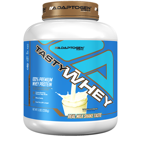 Image of Protein Powder - Tasty Whey, The World's Best Tasting, High-performance Whey Protein Shake.
