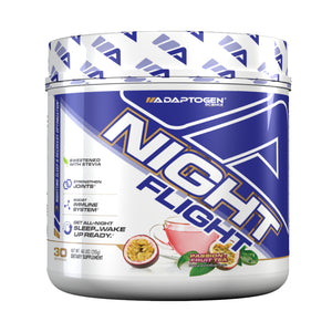 Night Flight - Nighttime Recovery & Sleep